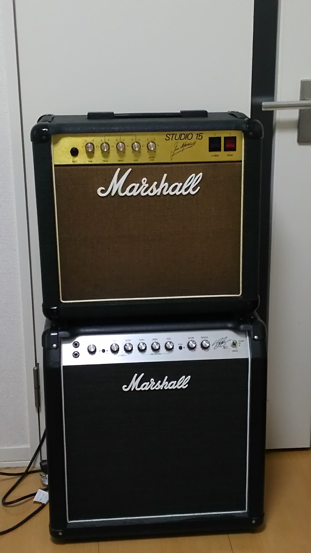 marshall amp studio15