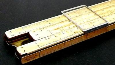 ヘンミ計算尺
