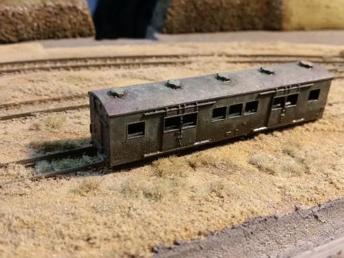 鉄道模型 貨物車