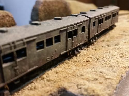 鉄道模型 貨物車2