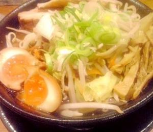 うま煮ラーメン 醤(ジャン)酒々井店