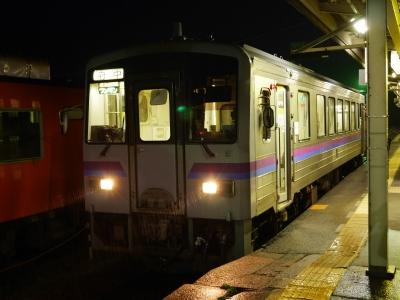 福塩線 三次駅 キハ120