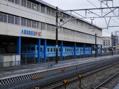 水島臨海鉄道 倉敷市駅 キハ37