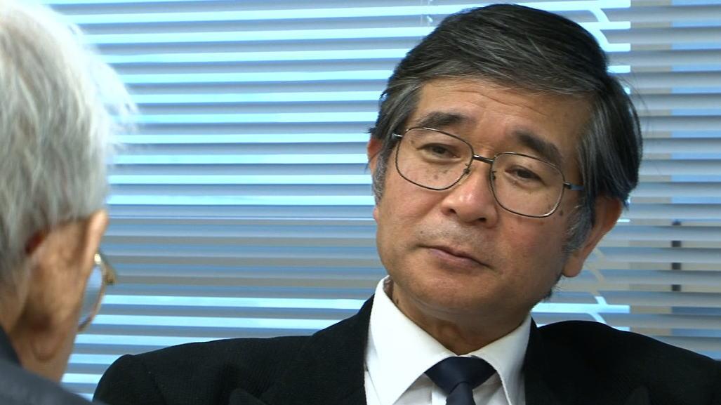 樋野 興夫(ひの おきお)先生にお会いする。
