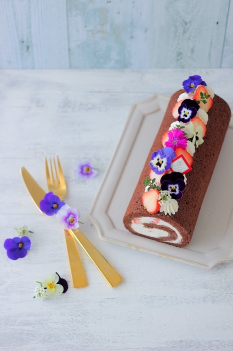 403チョコケーキ