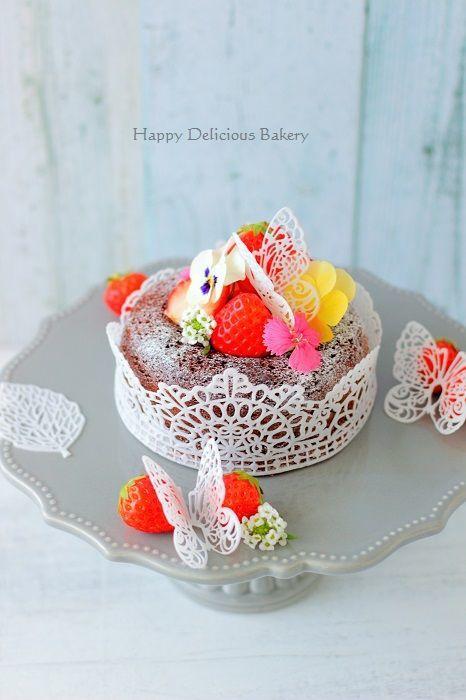 412チョコケーキ