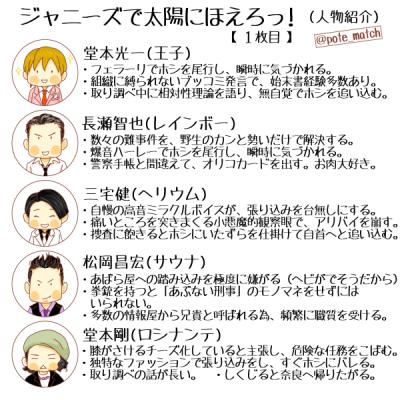 人物紹介(1)