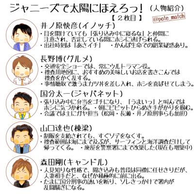 人物紹介(2)