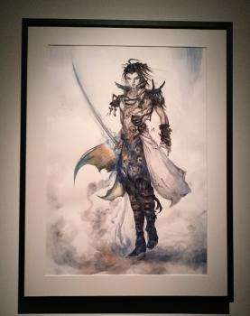 流星刀男士(森美術館)