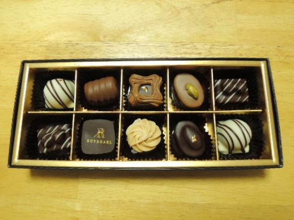 ロイスダール バレンタインチョコレート(近鉄生駒チョコ) (7)
