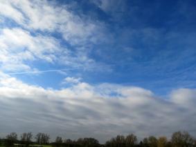 190217飛行機雲