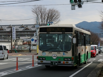 天理駅行バス