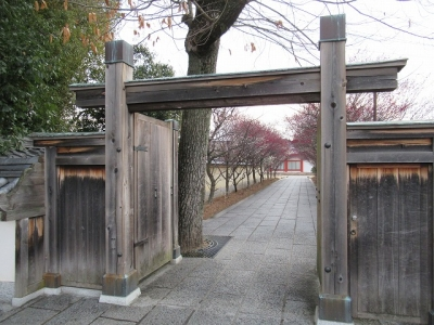 薬師寺入口