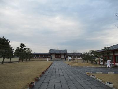 薬師寺玄奘三蔵院伽藍