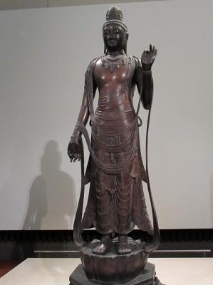 聖観音立像(レプリカ)