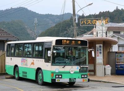 室生寺行バス