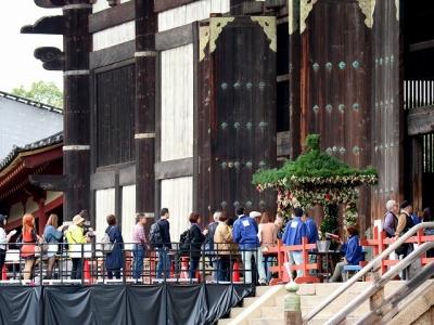 東大寺仏生会