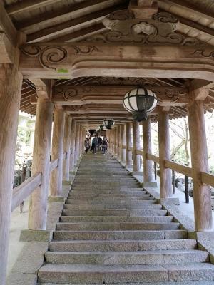 長谷寺廻廊