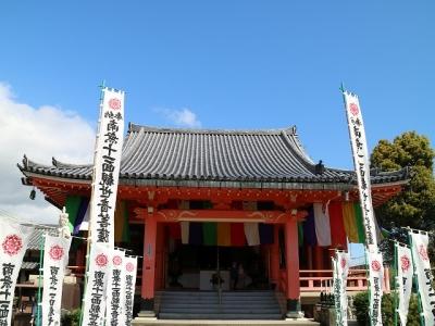 美江寺観音本堂1