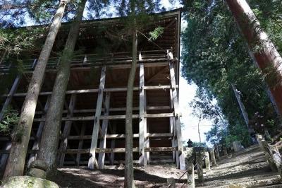 室生寺・奥の院