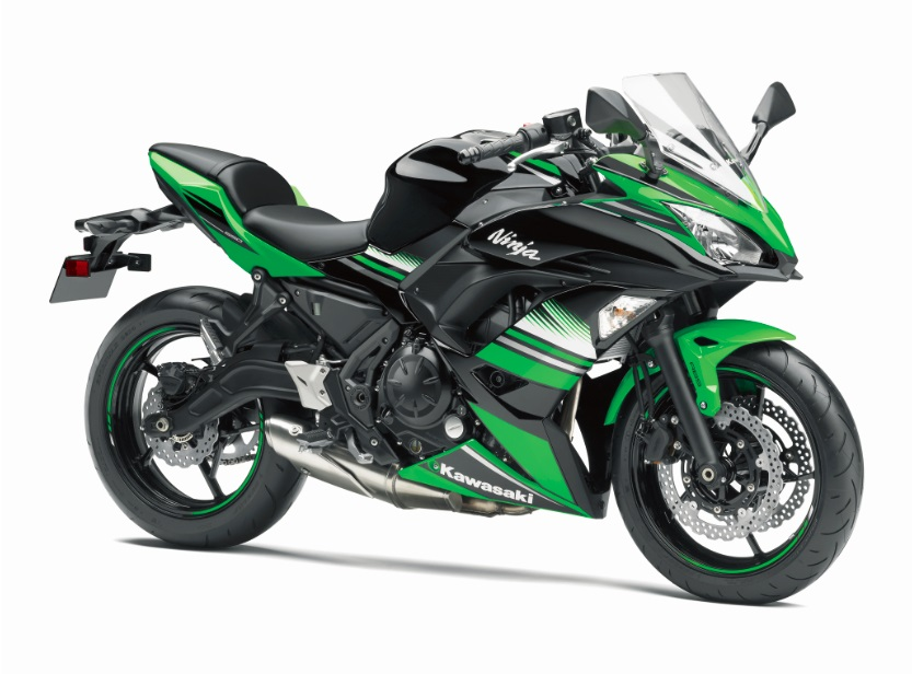 17 Ninja 650 ABS Special Editionライムグリーン
