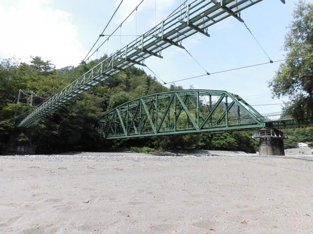 遠山川橋りょう (3)