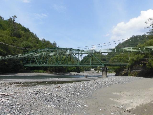 遠山川橋りょう (5)