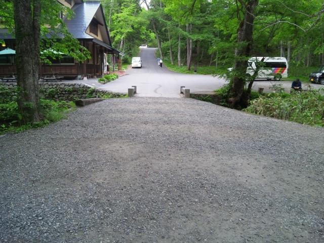 奥社の参道橋 (4)