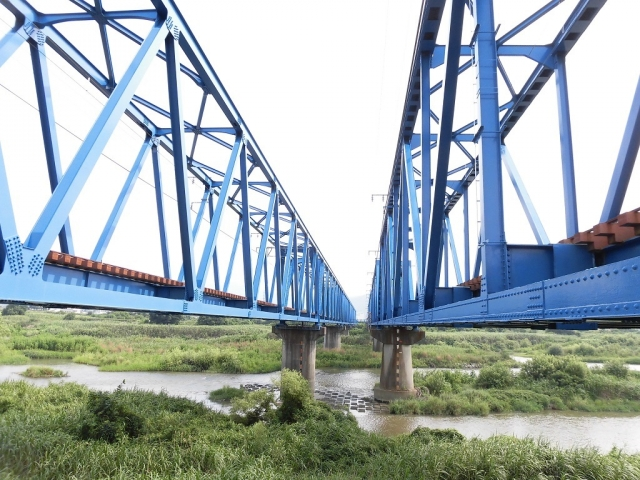 千曲川橋りょう (7)