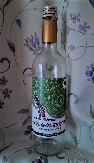 GOL GOL ESTATE AUSTRALIAN WHITE(ゴルゴル エステート 白)