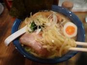 大門 豚骨醤油らーめん 福気 味噌福(2017/3/8)