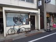 大門 むさしや 芝大門店 店構え(2017/3/9)