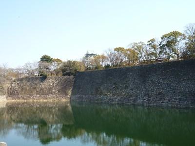 大阪城桜5