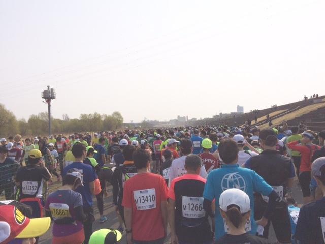 板橋シティマラソン1