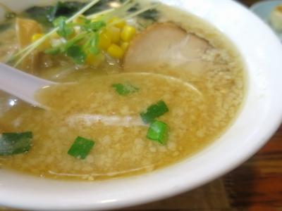 ばんだいスープ