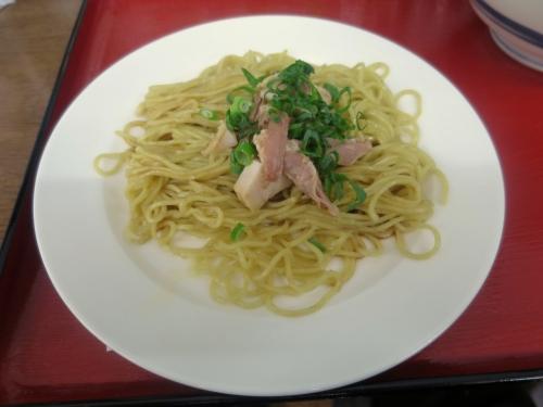 流れ星和え麺