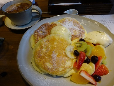 Cafe 多聞