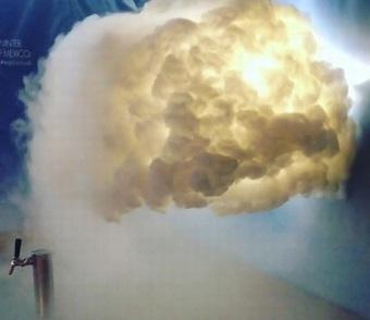 テキーラの雨を降らせる雲