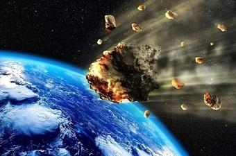 小惑星衝突