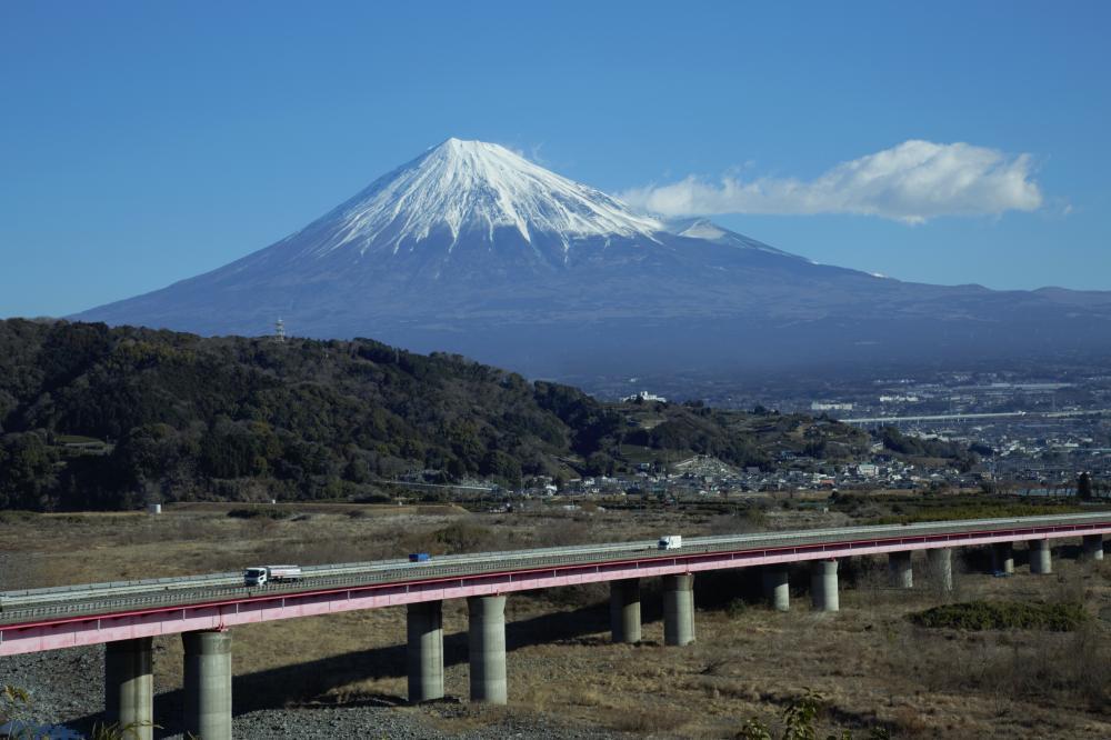 富士川と富士