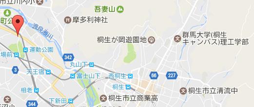 ペーパームーン 地図
