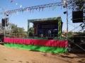 モン族のニューイヤーフェスティバル準備