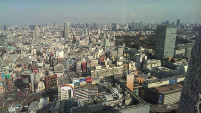 旧安田ビル42階