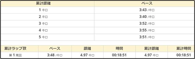ヘイジツマラソン1-ラップ