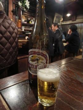 ビール(大) 710円