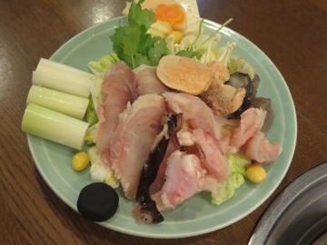 元祖あんこう鍋(一人前) 3400円(税別)
