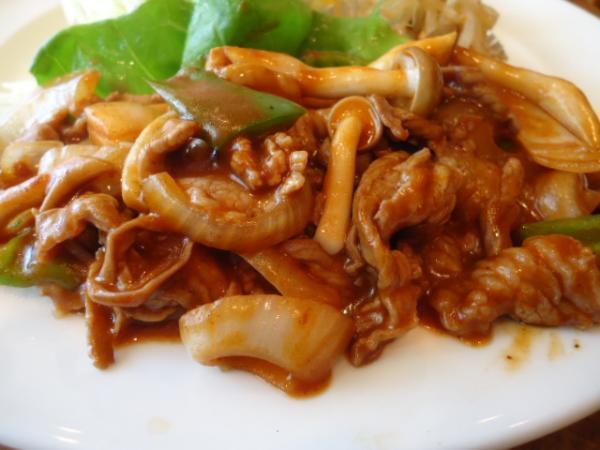4/19 ソフィア・牛肉と野菜のデミグラスソースさっと煮