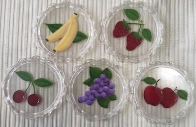 15フルーツコースター