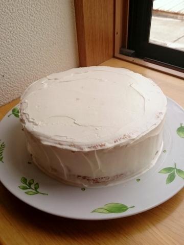 17.04.09いちごのショートケーキ1