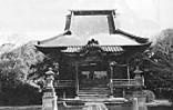 飯縄寺本堂